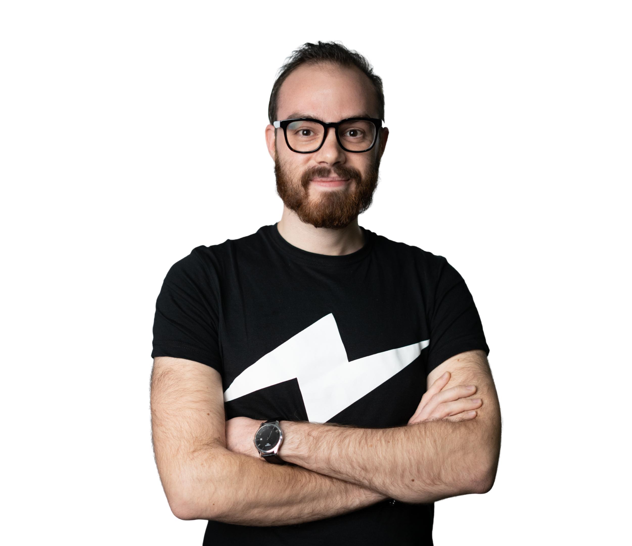 Francesco Pastoressa Marketing Manager Voxloud
